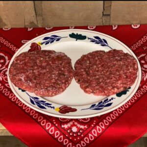 Blackangus burger